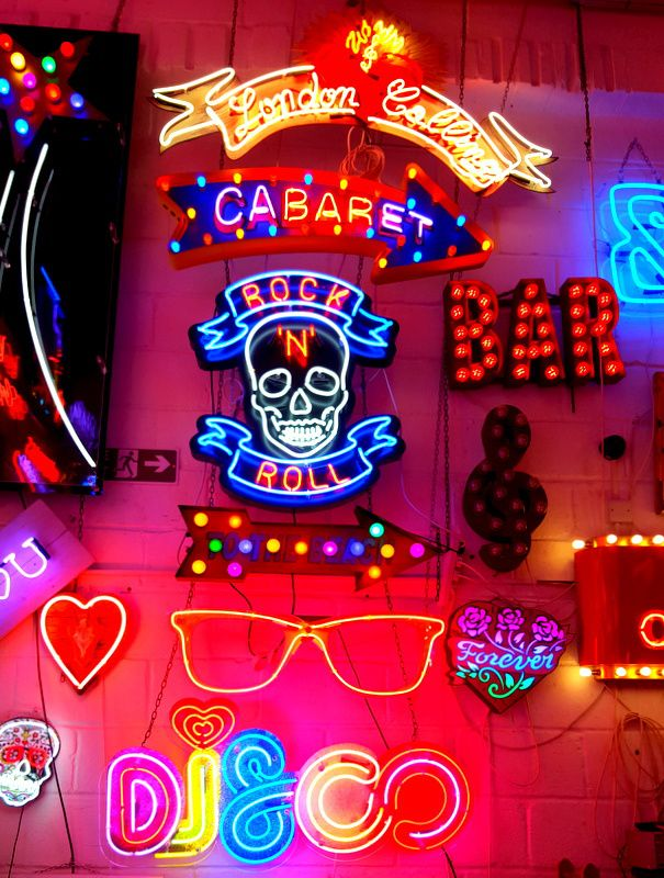 Cool places in London - God's Own Junkyard, Walthamstow