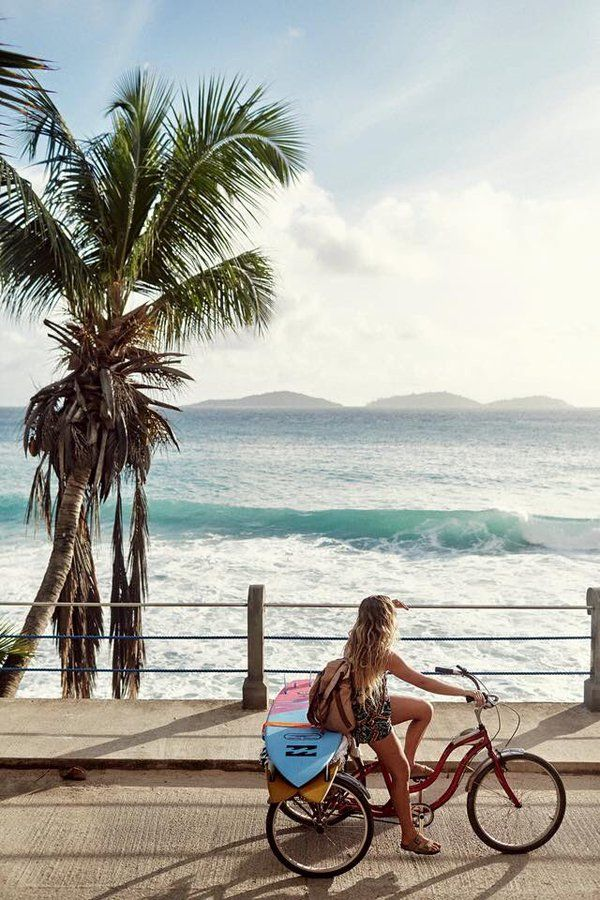 "tatianaweston-webb: "" fun waves all day = happy tati || pc: @magsymooo (at North Shore, Oahu, Hawaii) """