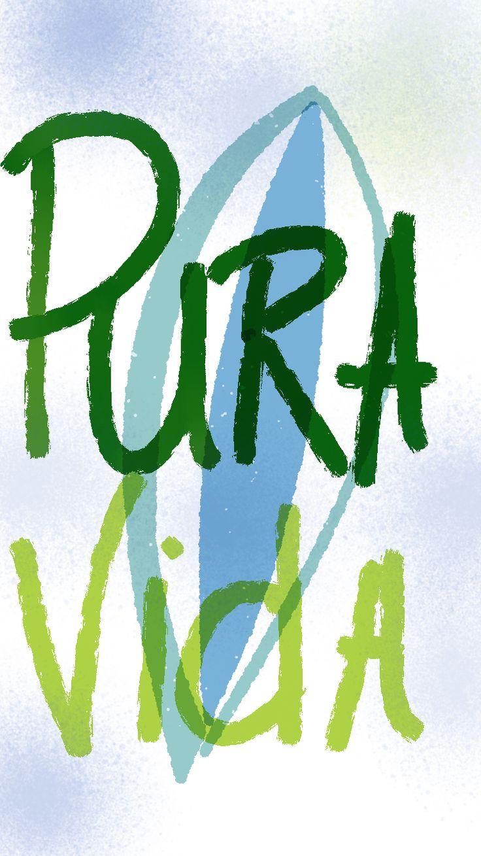 Pura vida #Costa Rica *Book with us at Casa Bellavista bellavistamontezu... .... *