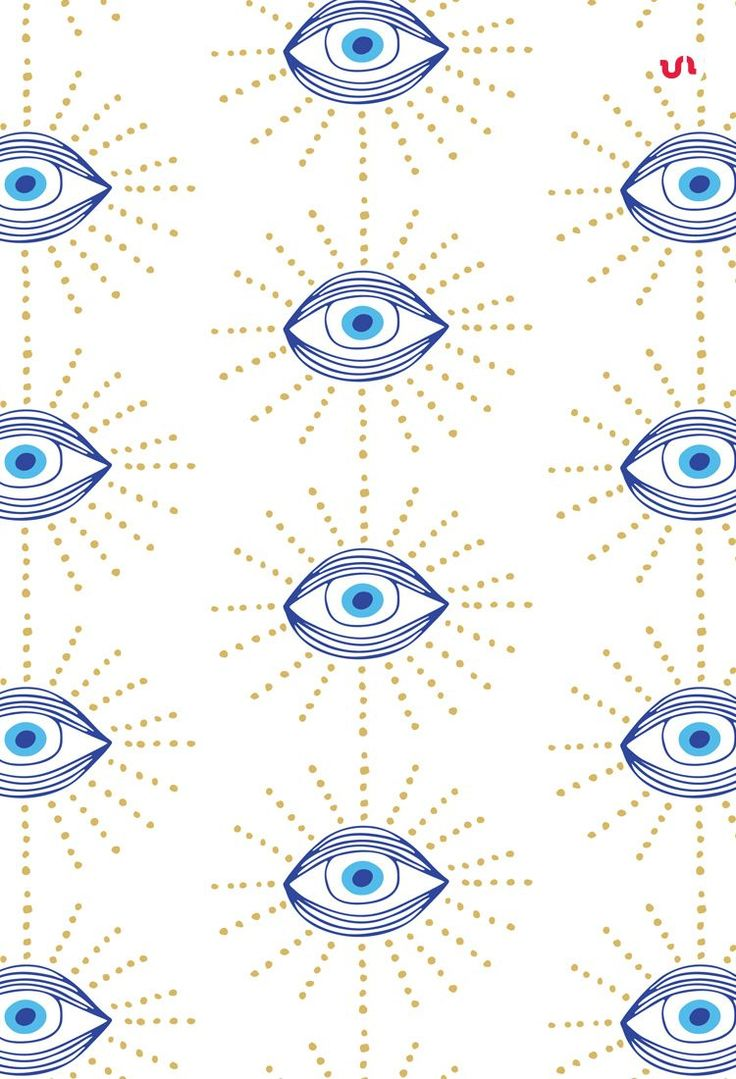 40 Evil Eye Illustrations PLUS 20 Evil Eye Seamless Patterns. The Evil Eye is a curse believed to be cast by a malevolent glare, usually given to a person when they are unaware. Many cultures believe that receiving the evil eye will cause misfortune or injury. So various objects are created to protect against the evil eye. These Illustrations and Patterns are my modern and fun take on these popular eye graphics!