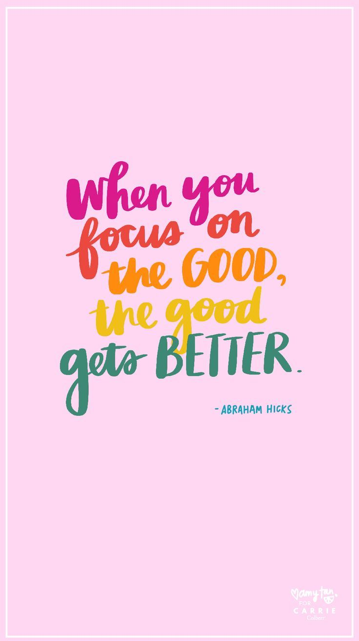 When You Focus on the Good, The Good Gets Better | Abraham Hicks