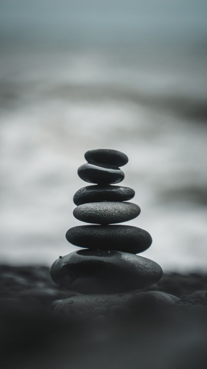 Zen, meditation, balance, stones wallpaper