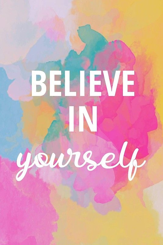 BELIEVE IN YOURSELF #quotes #toliveby #inspirational #strength #mottos