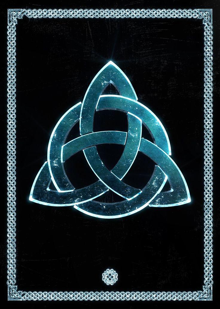 Triquetra symbol. #Viking #Triquetra