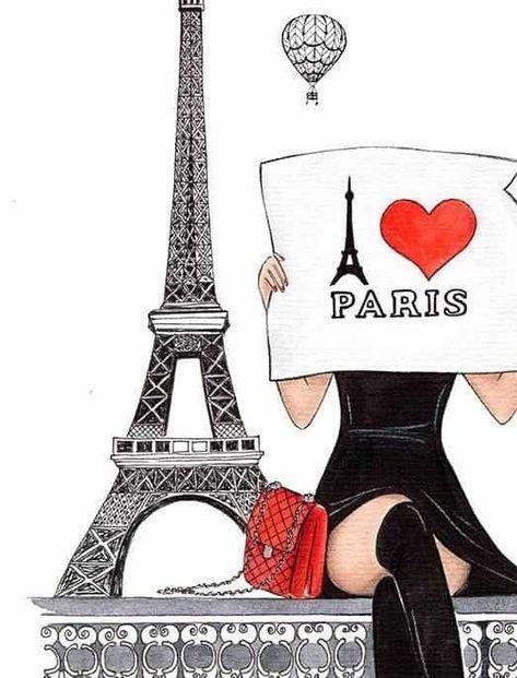 ❤️ -Oh la la Paris!!!!!!!