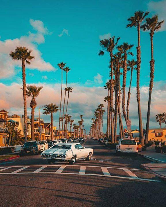 San Diego CA by Eric Scire | California Feelings