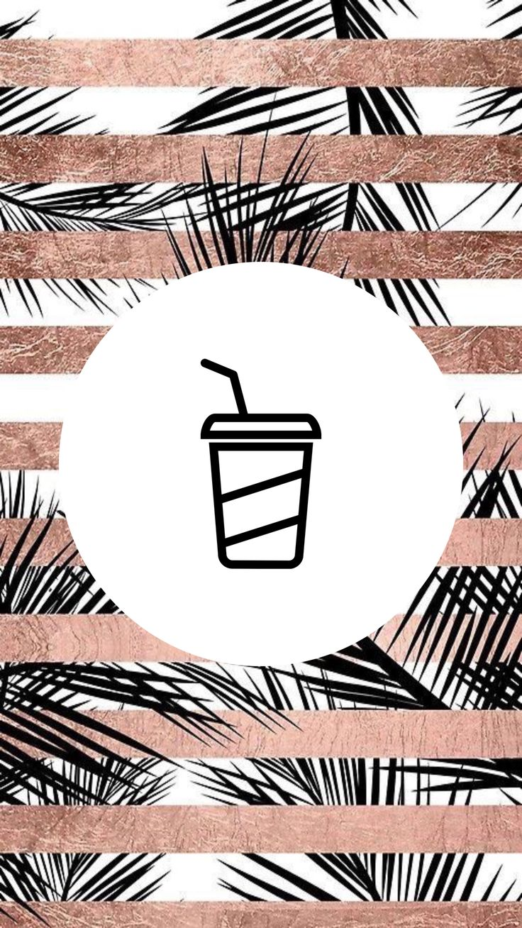 Free Instagram Highlight Cover - Food / Drink