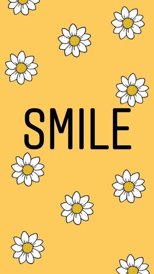 Al mal tiempo buena sonrisa y una margarita🌼 #fondodeflores