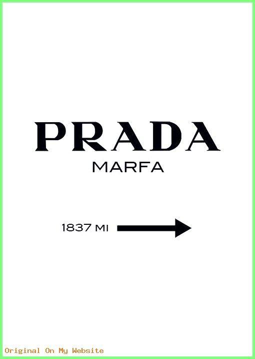 Tumblr Bilder Hintergrund - Prada Marfa Poster Typography Poster wall decor by mottosprint #hintergrundbilderiphonetumblr #tumblrbilderhintergrund #tumblrbilderliebe