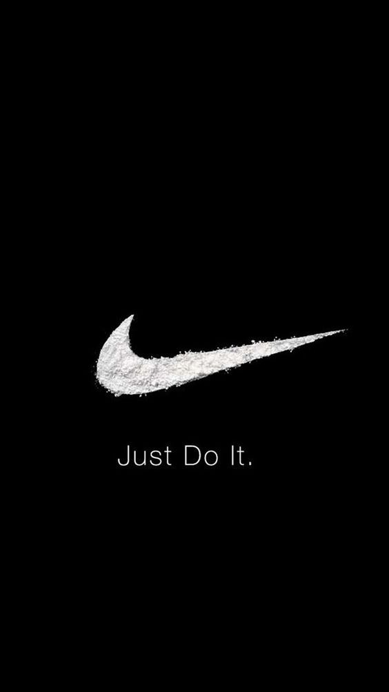 NIKE . JUST DO IT.