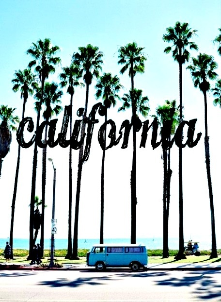 California is where it's at. ❤