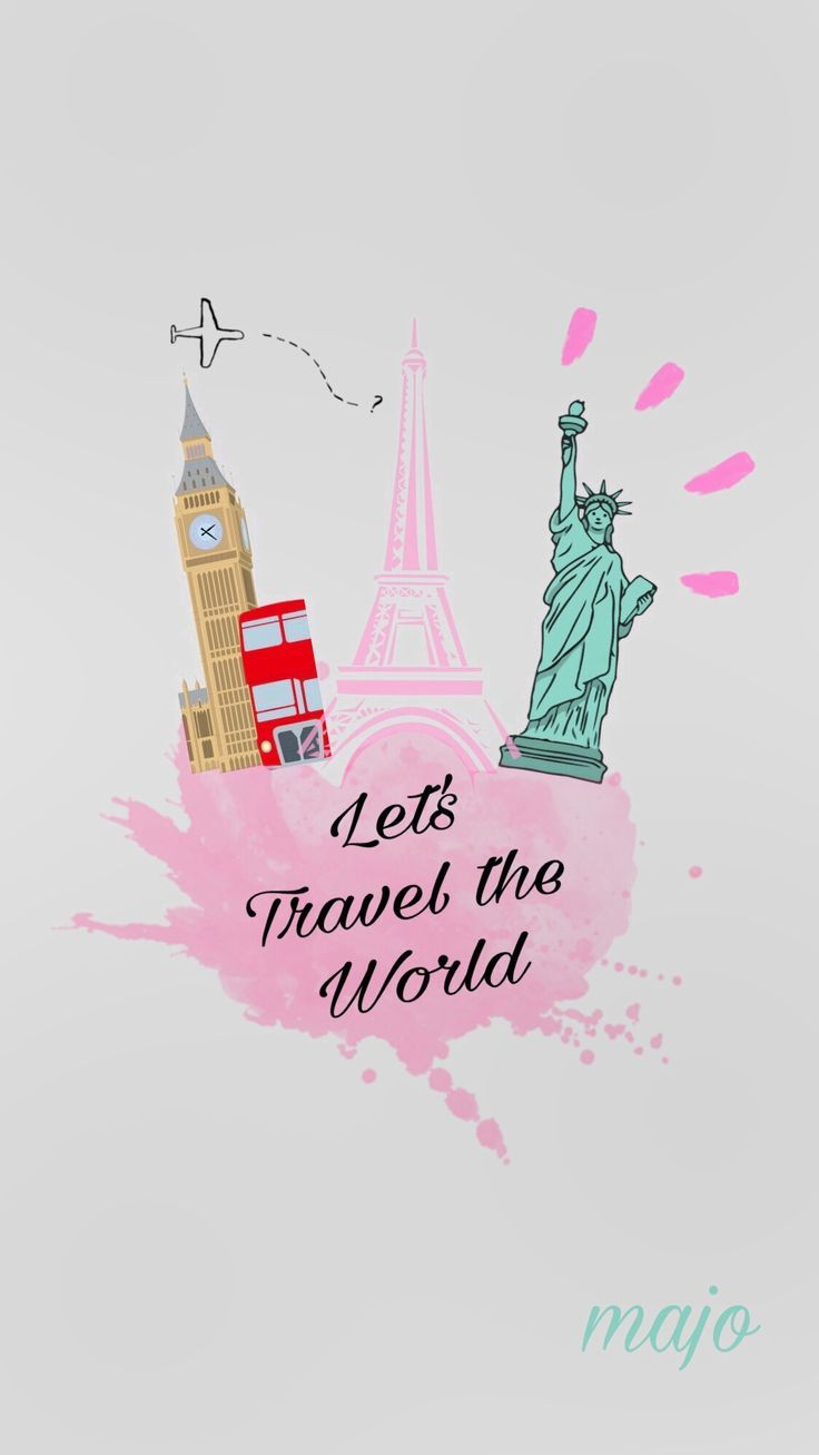 Lets travel the world!