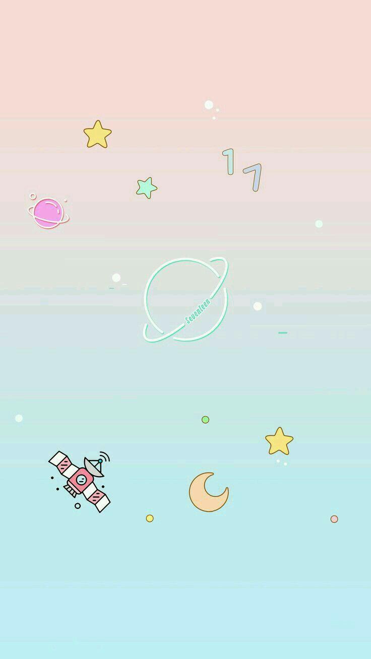 Space cute ♥ Espaço fofo ♥