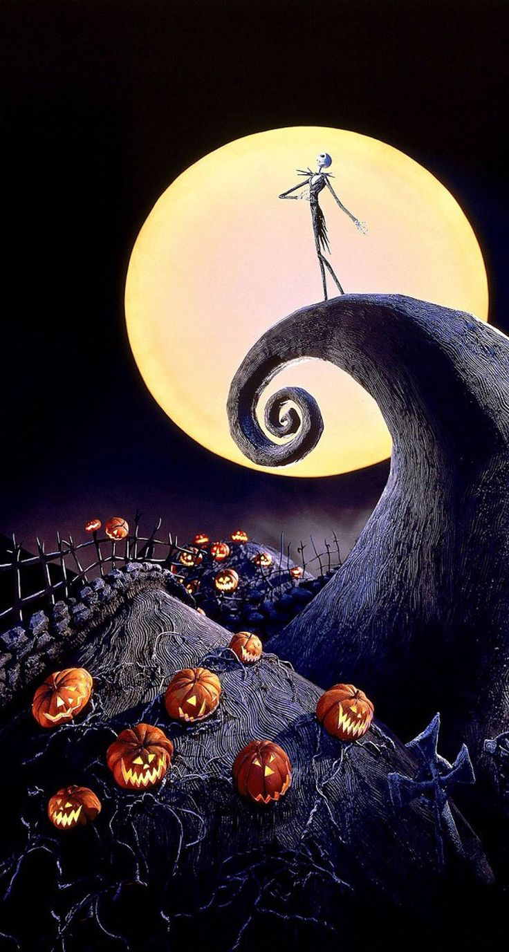 Halloween Full Moon ★ Find more Autumn & other seasonal wallpapers for your #iPhone + #Android iPhone Wallpapers & Cases