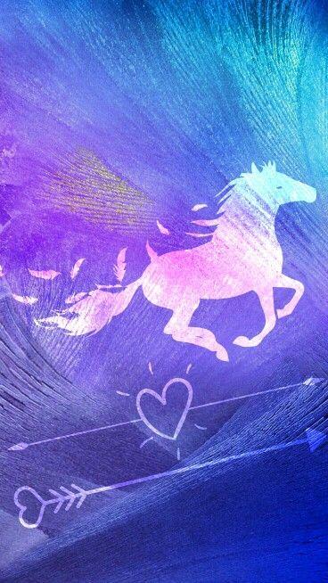 #horse #arrow #hearts #cute #adorable #love