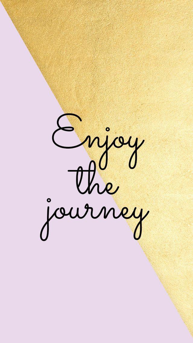 Disfruta el viaje