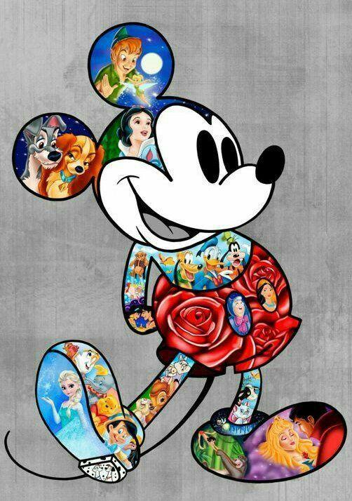 fondos de pantalla gratis mickey mouse