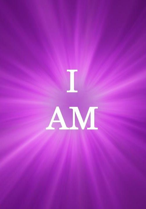 """Where attention goes, energy flows! Each time you say """"I AM"""", you are using the name of God I AM THAT I AM which was given to Moses. And when you say I AM, you are actually saying """"God in me is"""". Therefore, it is always a good idea to follow the words I AM with positive, affirming, and uplifting words!"""