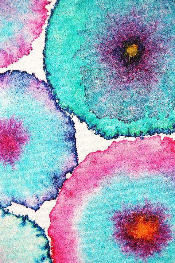 Flores 6 turquesa - Ltd Edition 650 firmado por Ilse. También se suministran con un certificado de autenticidad. Un lienzo hermoso giclée impresión de mi pintura gouache y acuarela original. Esta imagen es de mi serie de Flores. Me encanta experimentar con nuevos estilos y medios de comunicación. Mis resúmenes están inspirados con la simple belleza de flores, plantas, Astronomía y el mundo natural. Utilizo una técnica delicada que tardó meses en perfectos, pero los resultados valen la pena...