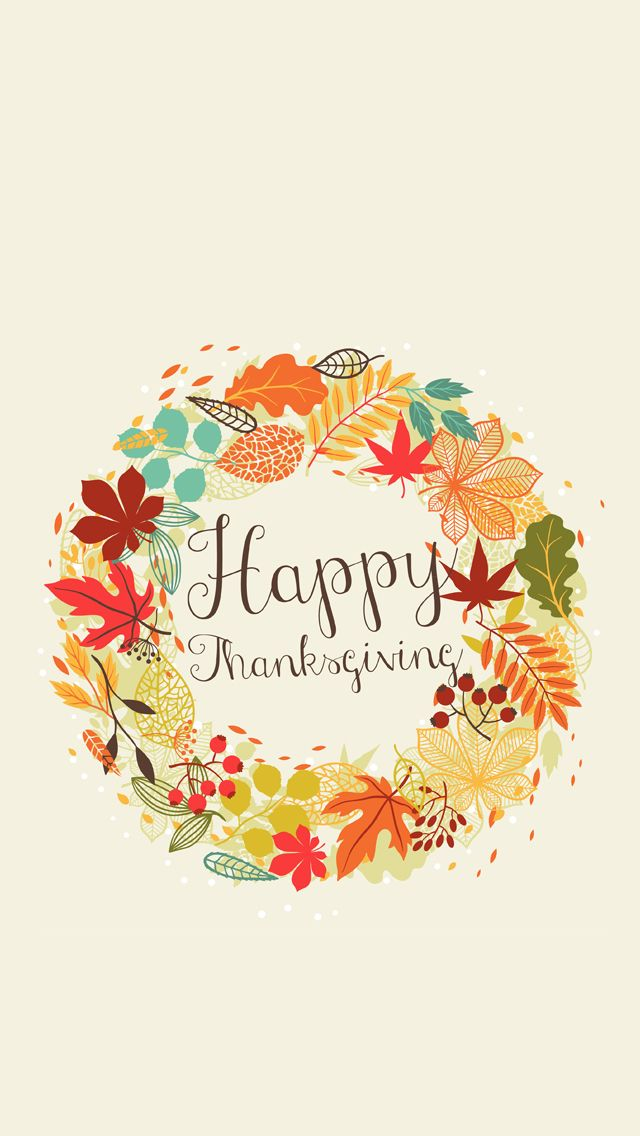 Happy Thanksgiving ★ Find more autumn & other seasonal wallpapers for your #iPhone + #Android iPhone Wallpapers