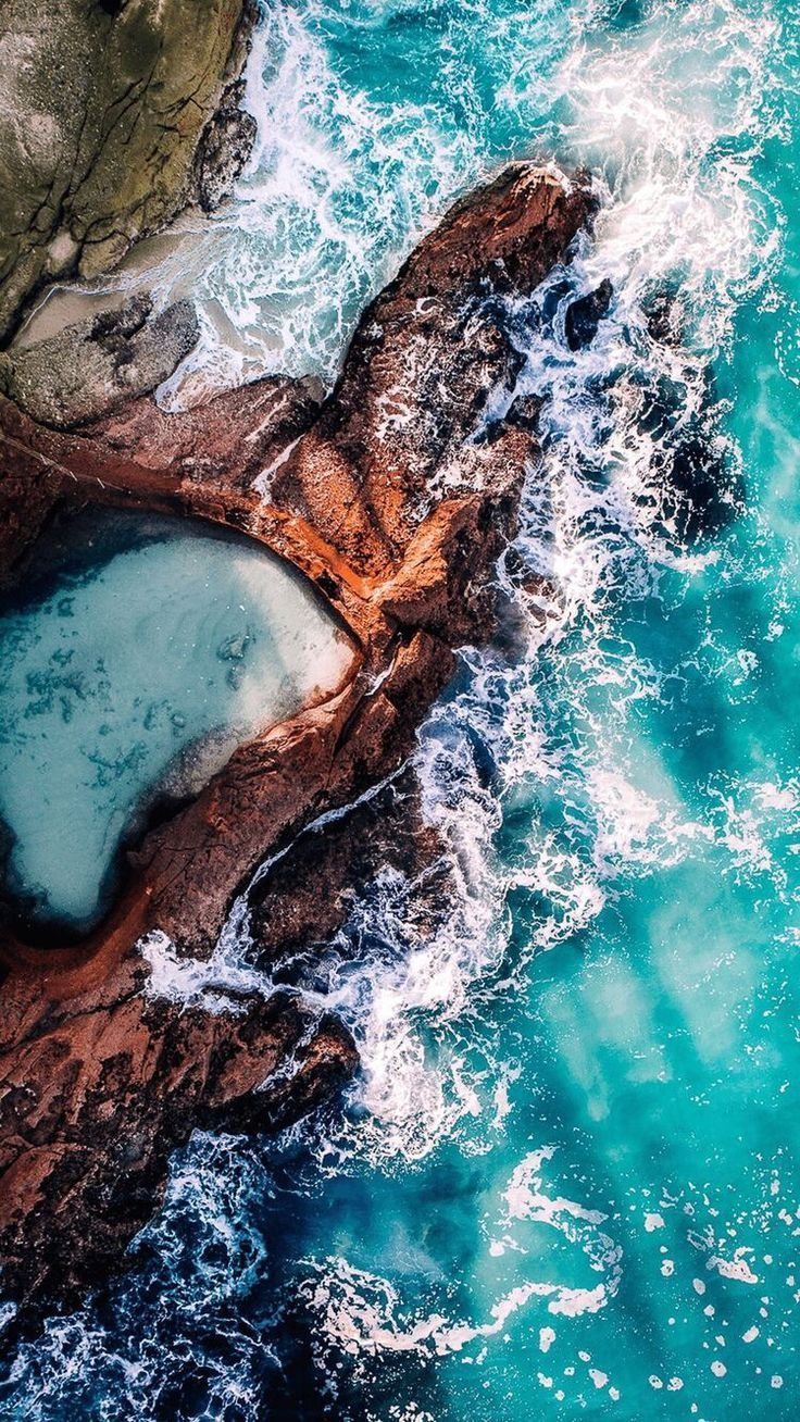 drone ocean photos #travel #adventure