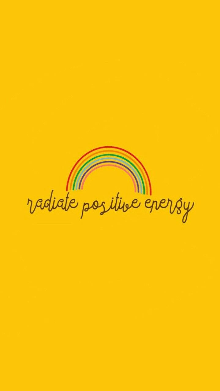 irradiar energia positiva.