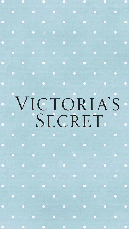 Victoria's Secret polka dot phone wallpaper I made, feel free to use it!
