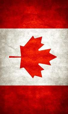 I'm an American girl, but I have a deep love for Canada and Canadians