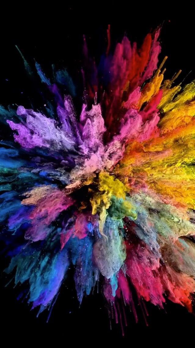 Smokey colorful Wallpapers for iPhone & Android. Click the link below for Tech News & Gadget Updates!