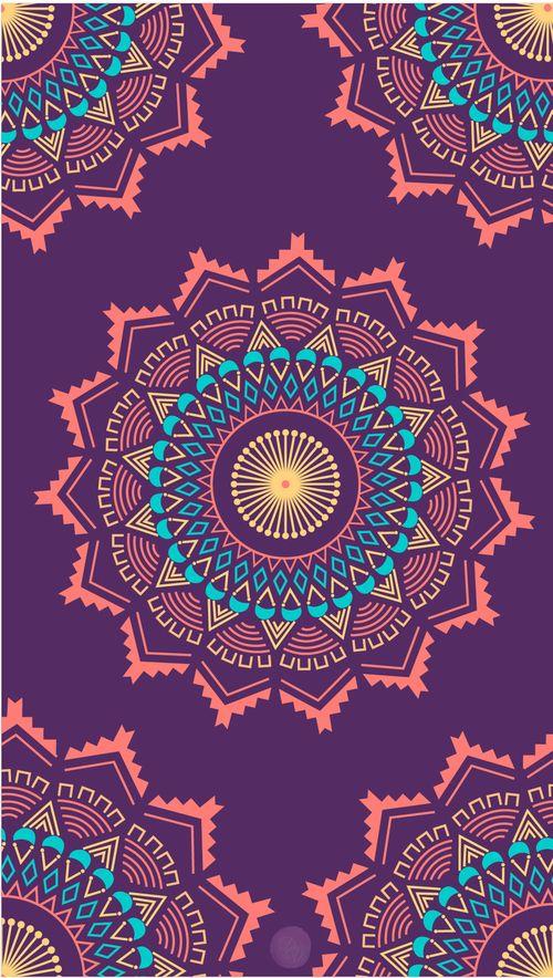 Imagen de colours, etnic, and design