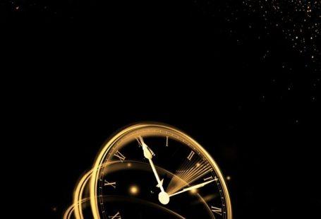 Творческий синтетический фон черного золота черный золотой Черное золото фон Часы рационализировать Золотой порошок созидательный синтез