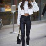 Celebrity Sightings in New York City - November 7, 2018