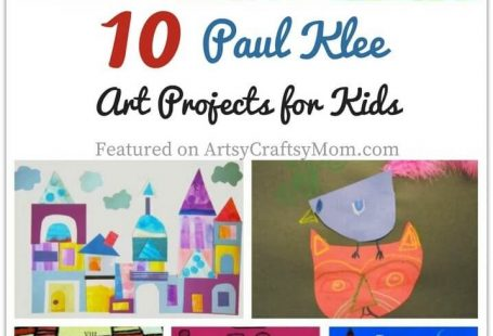 Paul Klee was different from other artists, his sarcastic wit being one difference! Learn more about this artist with 10 Paul Klee Art Projects for Kids. via ArtsyCraftsyMom