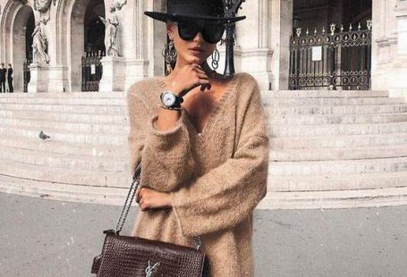 Long Sleeve Dress / Street style fashion / #dress #fashion #womensfashion #streetstyle #ootd