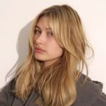 Hailey Baldwin -- Hair Cut for Square Face
