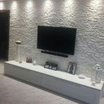 THE PERFECT TV WALL WILL SURPRISE THE GUESTS; TV Background; TV Wall; TV Background Wall; Home Decoration;Furniture; Shelf; Storage Cabinet, Wallpaper; Living Room;Bedroom; Interior Decoration; TV Wall Built In; TV Wall Gallery;Wall Decoration; TV Wall Cabinet;TV Wall Scandinavian;TV Cabinet; TV Wall Farmhouse; TV Wall Ikea; Shiplap TV Wall; TV Stands