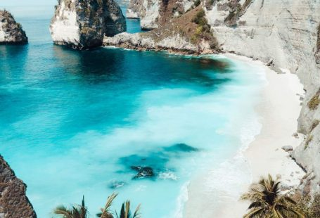 DIAMOND BEACH - Schönster Strand auf Nusa Penida in Bali - #auf #Bali #beach #DIAMOND #Nusa