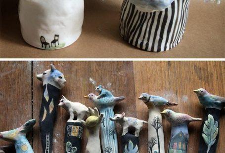 Australian ceramic artists - Erin