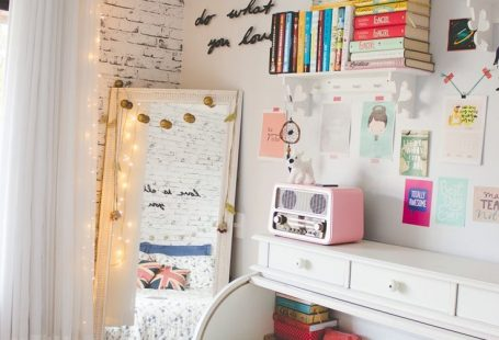 Bedroom - Very Small Bedroom Idea For Teen Girl