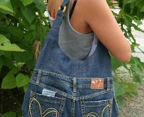 25 + Kreative Wege zu alten Jeans Upcycles Ideen - Donna Snow-Dujmovich - #alten #Donna #Ideen #Jeans #kreative