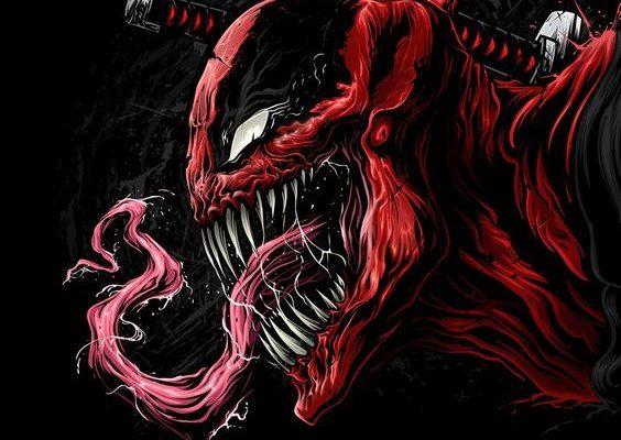 34 marvel, Deadpool, carnege, combinación enemigo,