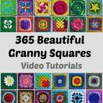 365 Most Beautiful Granny Squares