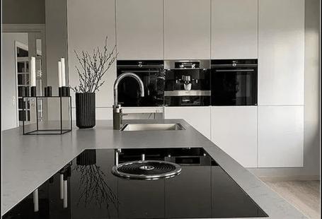 39 Verbazingwekkende luxe keukens Ontwerpideeën met moderne stijl ,