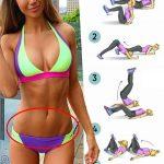 4 Übungen für eine kleinere, sexy Taille und schöne große Hüften,  #dietandnutritionexercise #eine #für #große #Hüften
