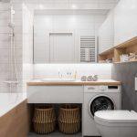 40 moderne Badezimmer Eitelkeiten, die mit Stil überlaufen #gästewc #marmor #pinterest