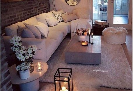 40+ the fantastic style of small apartments decor from apartment living room decorations to balconies is a huge success! (8) « Dreamsscape - #apartment #apartments #decor #fantastic