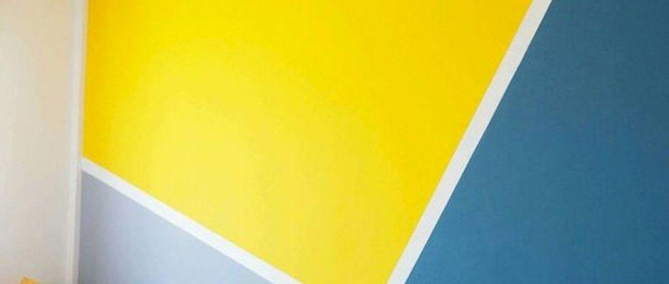 floor, wall, painting, peinture, paint, wallpaper, papier peint parquet, wood, carrelage, tiles, carreaux, ciment, flooring, #decoration #inspiration #interiordesign #decor