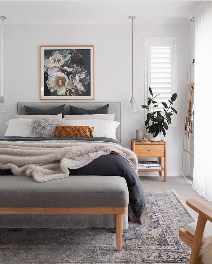 If you are looking to update your master bedroom to be luxurious and comfortable, trust it. .  #roomdecorforcheap