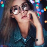 Beautiful-Girl-Apple-iPhone-X-Wallpaper