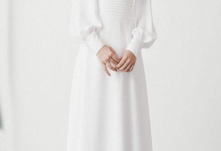 Vestidos para una novia de Invierno #casamientoscomar #novias2018 #casamientos2018 #vestidonovia
